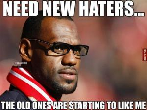 lebron haters