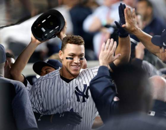 aaron judge 2