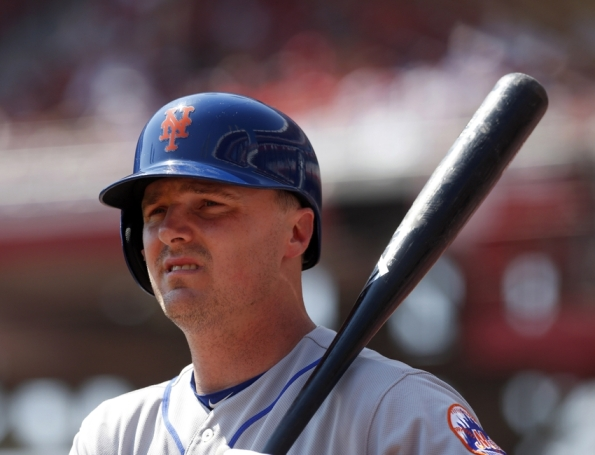 MLB: New York Mets at Cincinnati Reds