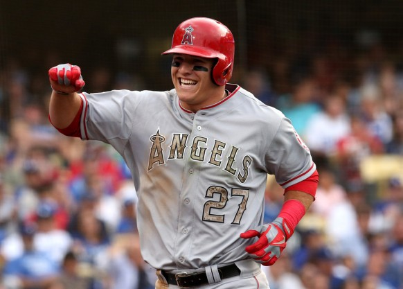 mike trout 3