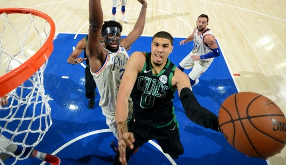 Boston Celtics v Philadelphia 76ers - Game Three